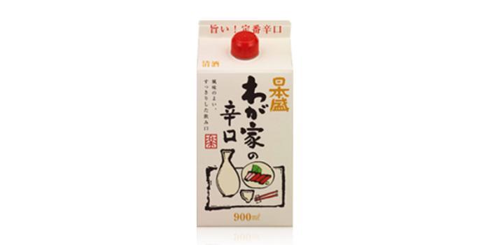 わが家の辛口新発売 | もっと、美味しく、美しく。日本盛株式会社 English 簡体中文 HO